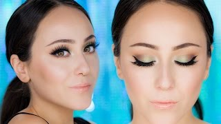 Mint Summer Look Tutorial | Hatice Schmidt