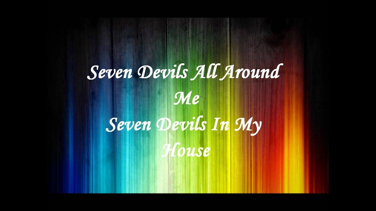 florence and the machine seven devils lyrics