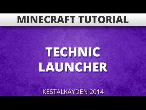 ★ How to Install the Technic Launcher / Platform for 1.7.2 (Minecraft Tutorial)