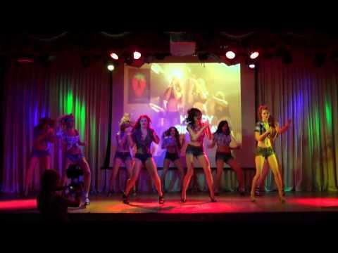 Retro Smile, Пляжная вечеринка GO-GO MOTION 22.06.12