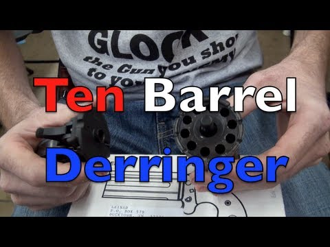 10 Barrel Derringer