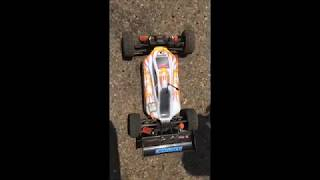 ZD Racing 9102 Thunder B-10E Brushless Buggy RC Car - Speed Runs