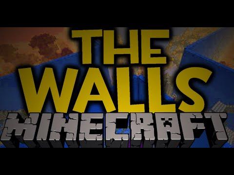"Minecraft - ""The Walls 2"" Survival PVP Ep #14 -- Kill His Head off!"