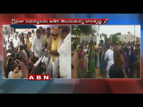 Balakrishna Comments On  YSRCP MP's Resignation Over AP Special Status