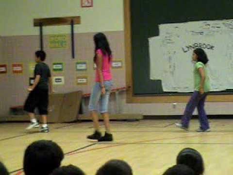 Kids Dancing On Cupid Shuffle video