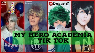 My Hero Academia Tik Tok Compilation Part 4