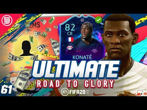 MEGA STAR SIGNING!!!! ULTIMATE RTG #61 - FIFA 20 Ultimate Team Road to Glory