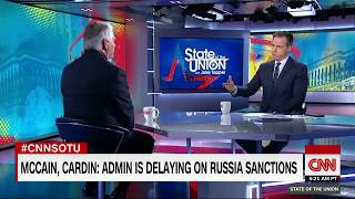 Rex Tillerson full State of the Union interview