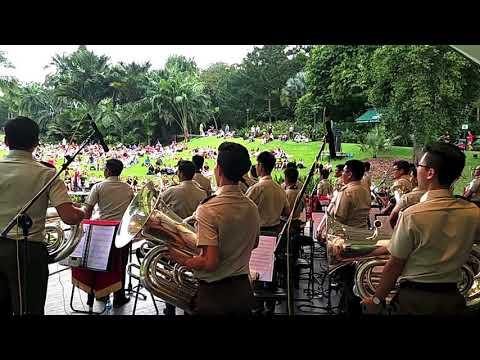 Yusri Conducts Singapura Oh Singapura by Terrence Wong and Selections of Malay Folk Songs