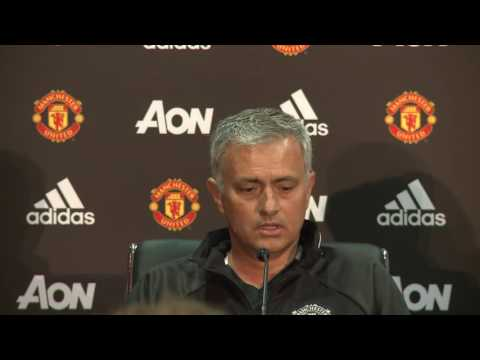 RYAN GIGGS WANTED TO BE UNITED MANAGER BUT CLUB CHOSE ME | JOSE MOURINHO Presser | Clip 4 of 5