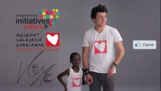 Kev Adams soutient l'association Mécénat Chirurgie Cardiaque - Clip Officiel