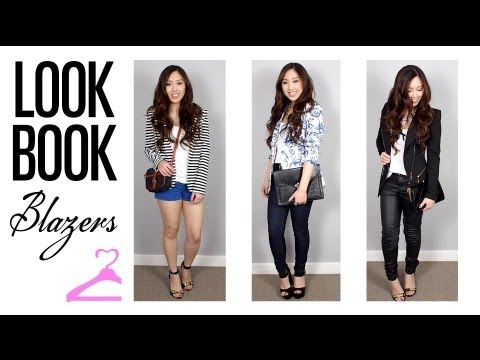 Outfit ideas featuring Blazers - LOOKBOOK