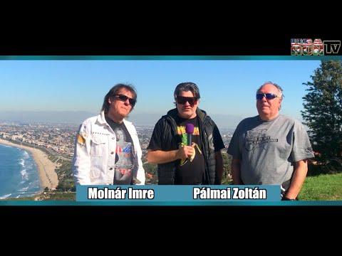Pálmai Zoltán P. Mobil, Illés,Hobo, P. Box, Beatrice & Molnár Imre Irigy Hónaljmirigy Los Angelesben