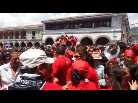 Jala Toro - Semana Santa Ayacucho 2013