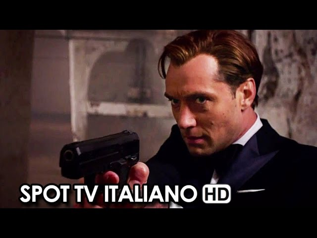 Spy Spot Tv Italiano 'Threat' (2015) - Melissa McCarthy, Jason Statham HD