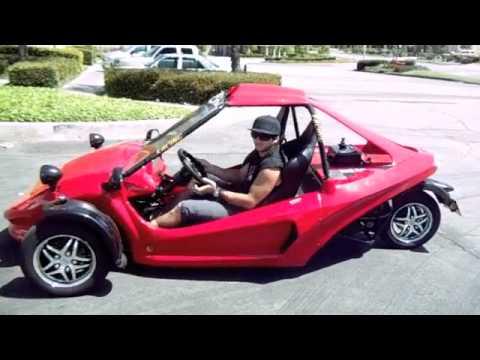 Supersportz Com 250cc Viper 3 Wheeled Trike Part 2 5 799