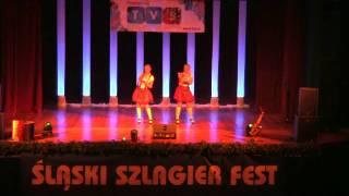 Śląski Szlagier Fest Pszów 2013 - CLAUDIA I KASIA CHWOŁKA