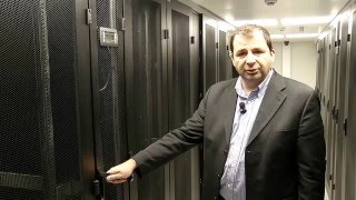 Mobile Container Datacenter Solutions
