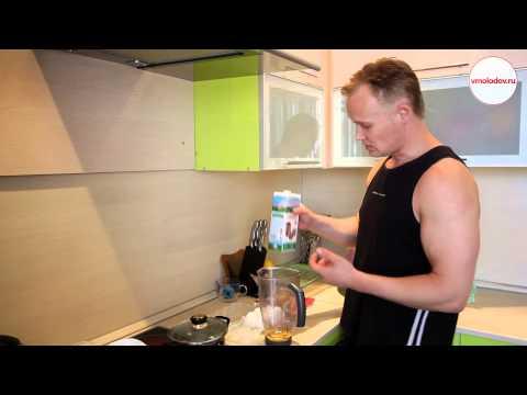Как приготовить протеин и гейнер в домашних условиях?