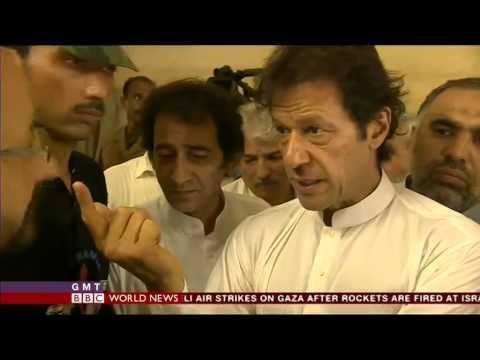 Imran Khan warns of 'huge human tragedy' in N Waziristan