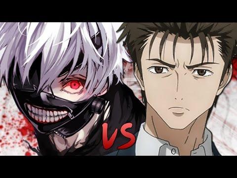 Ken Kaneki vs Shinichi Izumi. Épicas Batallas de Rap del Frikismo   Keyblade
