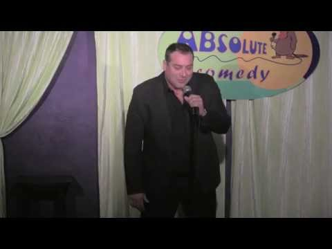 Marco Mascherin's Second City Stand Up Comedy Show