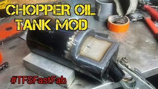 TFS: Chopper Oil Tank Mod #TFSFastFab