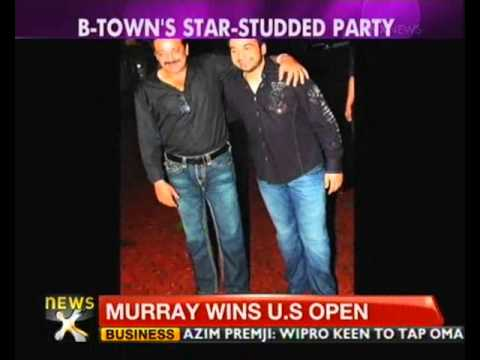 Shilpa Shetty's surprise birthday bash for hubby - NewsX