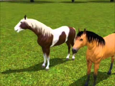 Sims 3 ~ Spirit Stallion of the Cimarron ~ Part 4