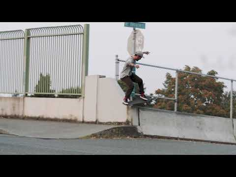 HUF Footwear Commercial #057 // Dan Plunkett & Joey Pepper