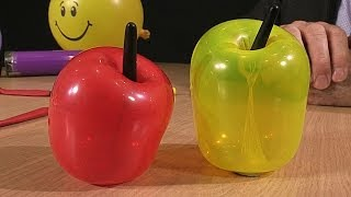 Apple Balloons