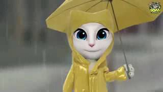Cham Cham Video Song  BAAGHI  Full HD  Talking Tom And Angela Ve