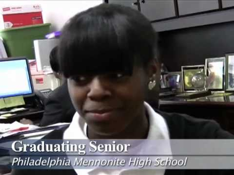 VOICES OF JUBILEE - Philadelphia Mennonite High School, Senior