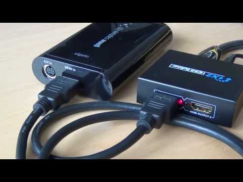 Elgato Game Capture HD Setup For PS4