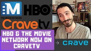 HBO & The Movie Network Now On CraveTv!