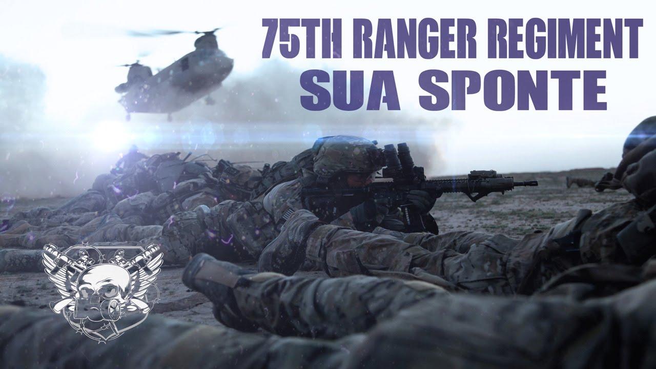 75th ranger regiment      quot sua sponte quot  youtube army ranger logo 2nb army ranger logo font