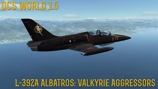 "[DCS World] 1.5: L-39ZA Albatros ""Valkyrie Aggressors"""
