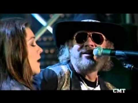 Concert Video] Hank Williams Jr  And Gretchen Wilson   Outlaw Women (live) Ntsc 352x240 Vcd video