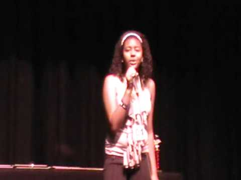 **NEW**Jennifer Hudson - Spotlight (Hamilton Teen Idol 2010) [By: Felicia Yvonne Maragh/VoNNii]