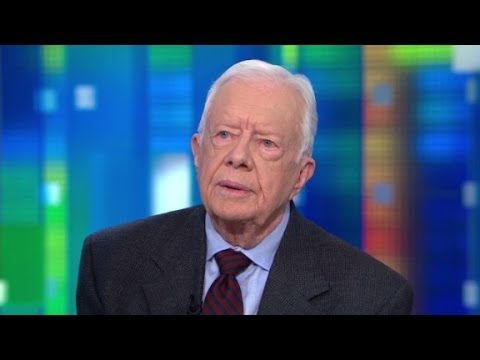 Jimmy Carter's new mission