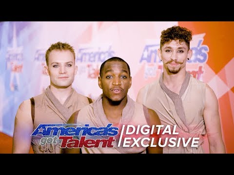 Diavolo Reflects On Their Performances On AGT - America's Got Talent 2017