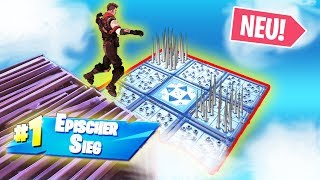 Der SCHWERSTE Parkour IN FORTNITE