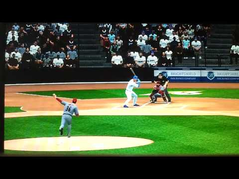 MLB 2K13 Milwaukee Brewers Franchise Ep. 2
