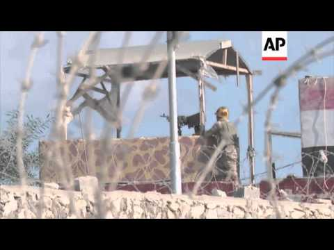 Border crossing between Egypt and Gaza Strip remains closed after attack