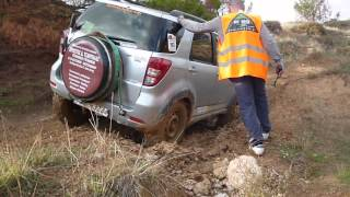 Video Daihatsu Terios ~ tsadimis terios lowrange 3o event 4x4 extreme