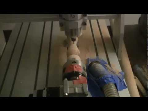 4 AXIS CNC 6040 ROUTER ENGRAVER DRILLING AND MILLING 2/5