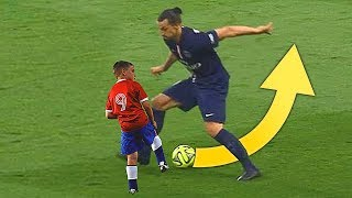 KIDS IN FOOTBALL 2018 - FUNNY FAILS, SKILLS, GOALS