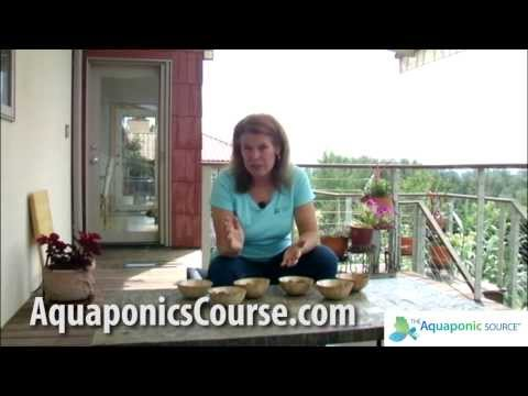 Grow Media For Aquaponics