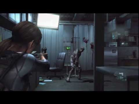 Resident Evil Revelations Demo Español - FULL PS3 Walkthrough HD 360