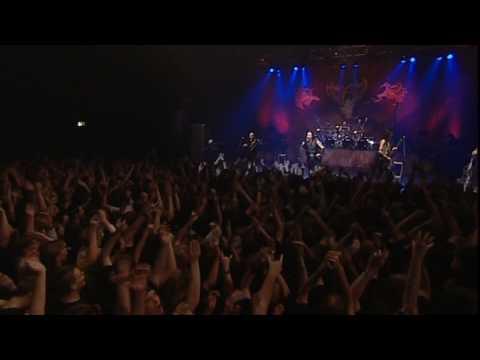 HammerFall - Hearts on Fire (Live at Lisebergshallen, Sweden, 2003) 1080p HD